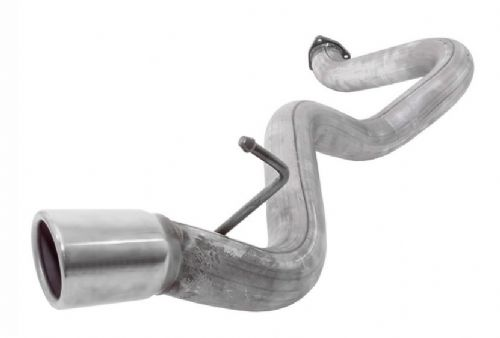 Defender - Big Bore Exhaust Tailpipe